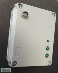 Embedded kiosk alarm system