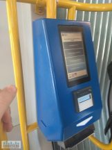 On-Board Mini TVM with Paypass
