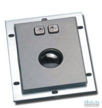 Industrial or kiosk trackball