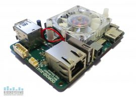 Android Pico ITX PC board