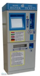 Ticket Vending Kiosk